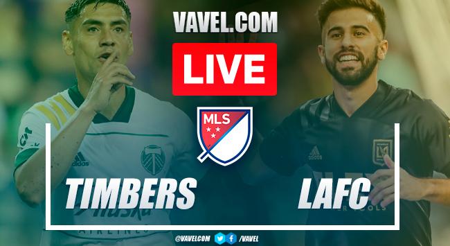 Portland Timbers vs LAFC LIVE: Score Updates (0-0)