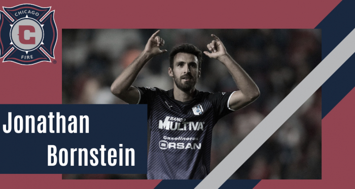 Jonathan Bornstein refuerza al Chicago Fire