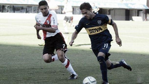 Montiel aguarda por su chance en Primera (Foto: Clarín).