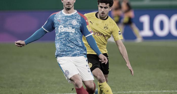 Borussia Dortmund apoya a Morey en la clasificación a la final