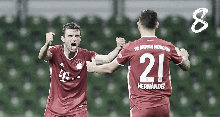 Bayern Múnich gana la Bundesliga por octavo año consecutivo