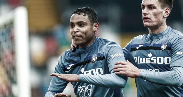 Atalanta empata com Udinese e estaciona na Serie A