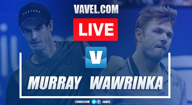 Full Highlights: Murray defeats Wawrinka, 2019 Antwerp Final