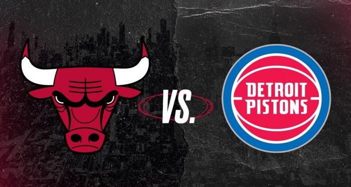 Highlights: Chicago Bulls 94-88 Detroit Pistons in NBA