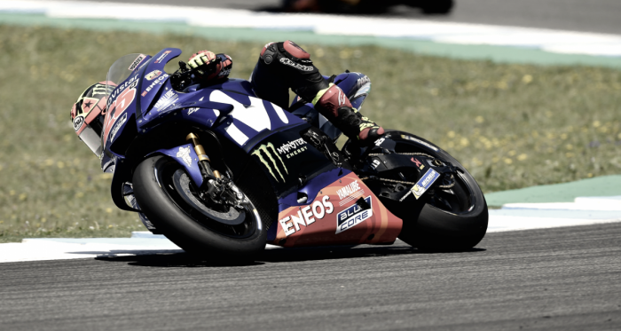 MotoGP - Le Mans, FP3: Vinales il più veloce; secondo e caduto Marquez