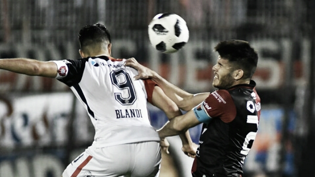 La última vez que se vieron la cara ambos fue por Copa Argentina. Foto: TyC Sports.