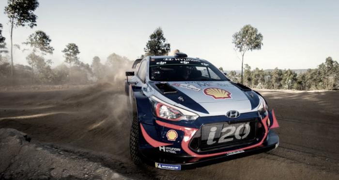 Thierry Neuville en Portugal | Foto: Hyundai Motorsport