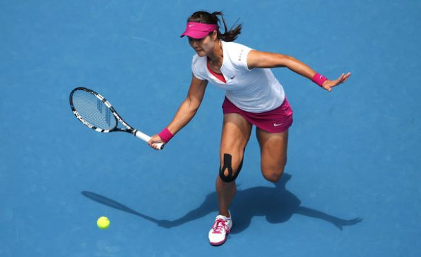 Li spietata, Pennetta saluta l'Australian Open