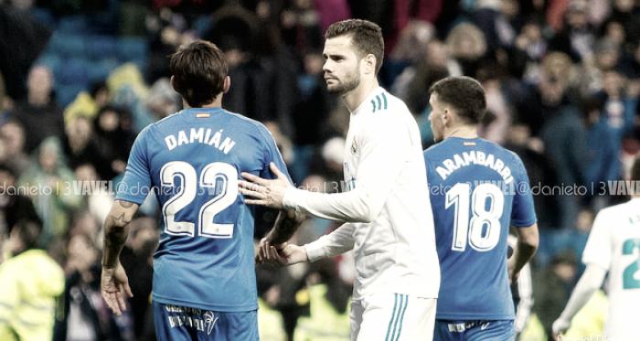"""Una """"pena máxima"""" para el Real Madrid"""