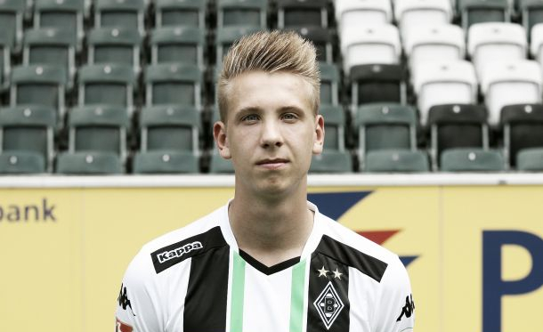 Luzern snap up Nico Brandenburger on loan