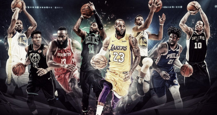 Lakers, Warriors, Rockets y Celtics son los principales candidatos en la 2018/19 (Foto: NBA.com)