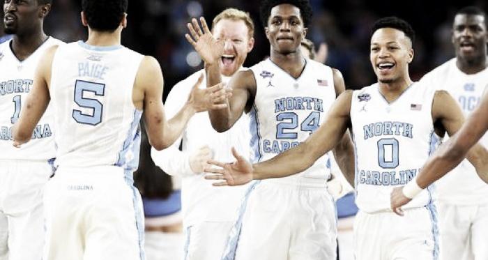 North Carolina domina o jogo e garante vaga na grande final