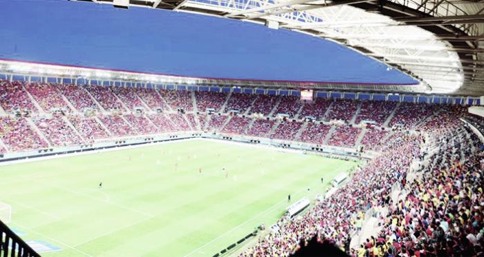 Estadio Nueva Condomina | Foto: FFRM