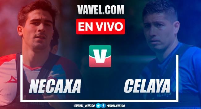 Resumen y goles: Necaxa 3-0 Celaya en partido amistoso de pretemporada de cara al Apertura 2021