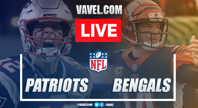Highlights and touchdowns: New England Patriots 34-13 Cincinnati Bengals, 2019 NFL