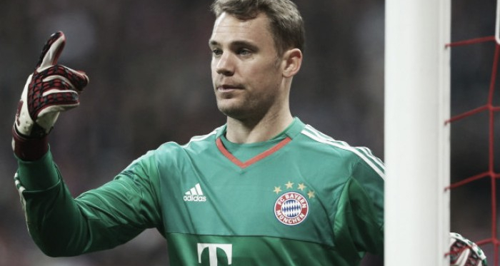 Manuel Neuer extends Bayern deal until 2021 (Source: Süd Deutsche)