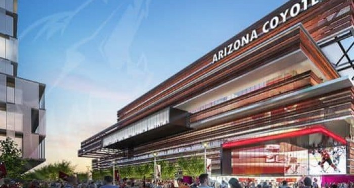 The hopes of a new arena on ASU property has died when ASU withdrew their partnership | Source: Arizona Coyotes
