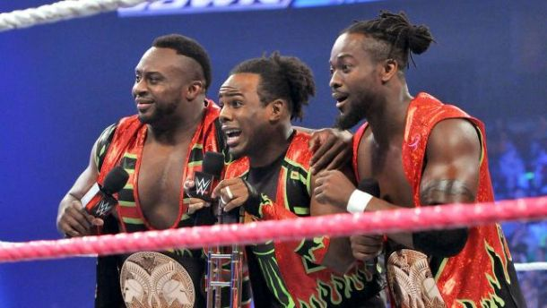 WWE SmackDown Review 10/8/15