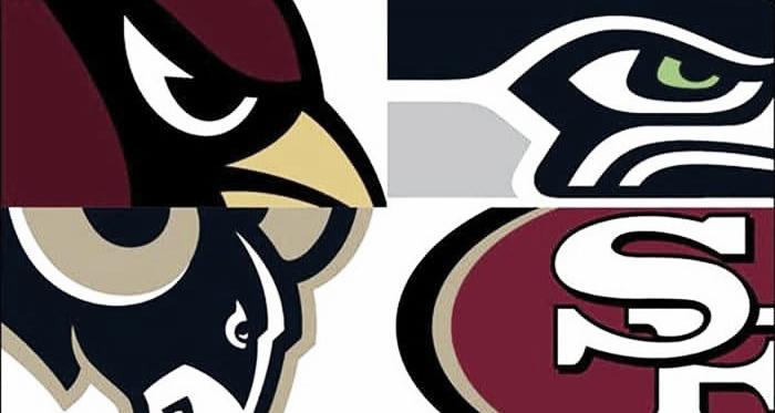 Draft 2020 de la NFL: NFC Oeste