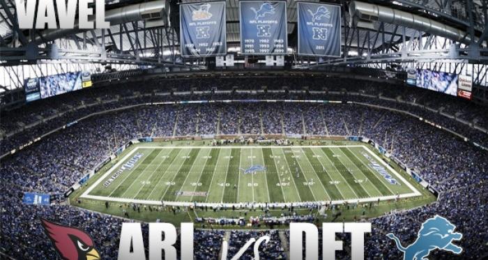 Arizona Cardinals vs. Detroit Lions preview