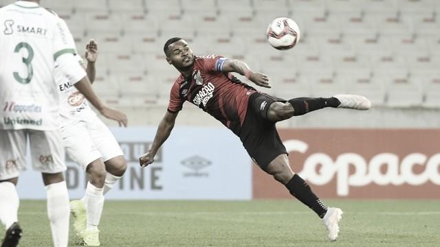Athletico cede empate ao Maringá e segue longe dos líderes no Campeonato Paranaense
