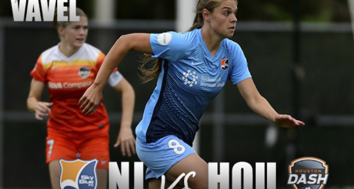 Houston Dash v Sky Blue FC: Houston looking for crucial points in playoff race