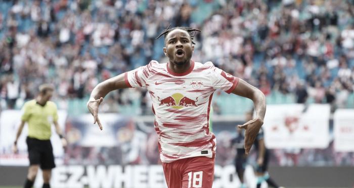 RB Leipzig concretiza chances criadas no segundo tempo e vence Bochum