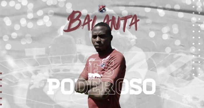 Independiente Medellín sigue poniéndose a punto y presenta nueva contratación