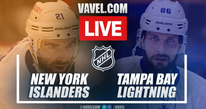 New York Islanders vs Tampa Bay Lightning Live Stream, Score Updates and How to watch 2021 NHL semifinal Match