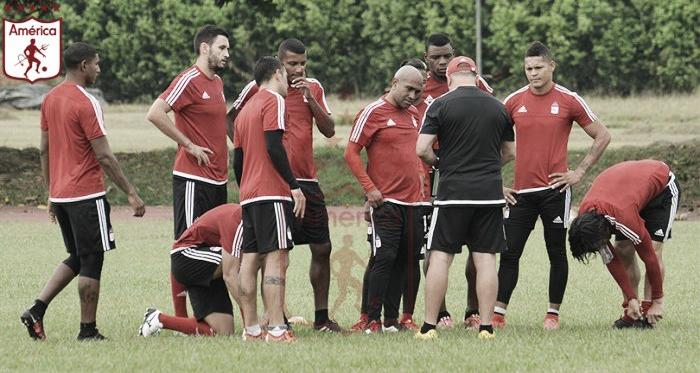 América y Deportivo Cali listos en Miamipara disputar el cuadrangular amistoso