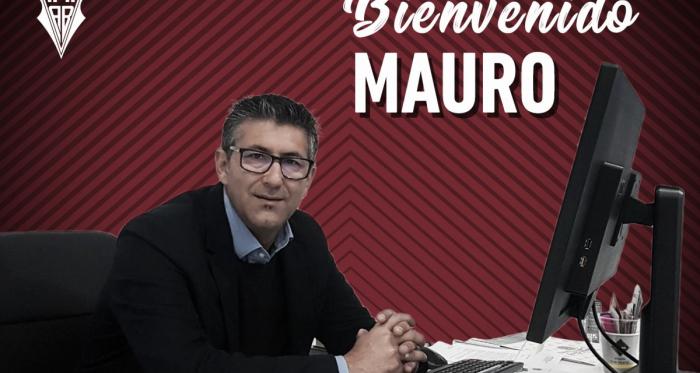 Mauro Pérez, nuevo director deportivo del Alba | Foto: Web Oficial Albacete Balompié