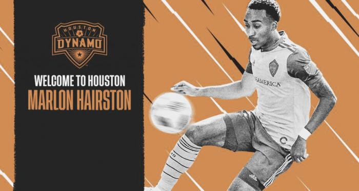 Marlon Hairston y Tommy McNamara jugarán en Houston Dynamo