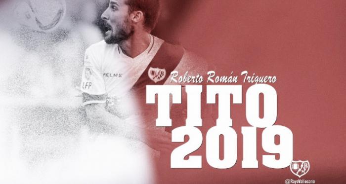 Montaje del regreso de Tito. Foto: Rayo Vallecano S.A.D.