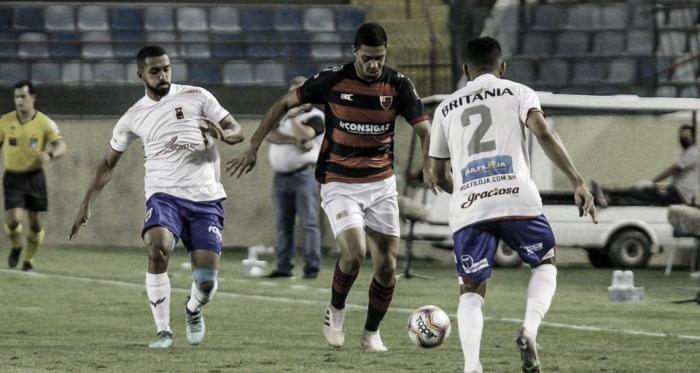 Com gol no fim, Paraná perde para Oeste e vai jogar Série C após 31 anos