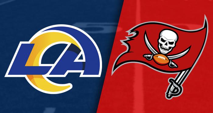 Tampa Bay Buccaneers vs Los Angeles Rams Live: Score Updates (17-31) Tom Brady closes the gap