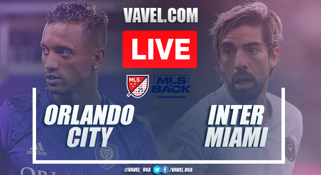 Orlando City 2-1 Inter Miami: Goals and Highlights