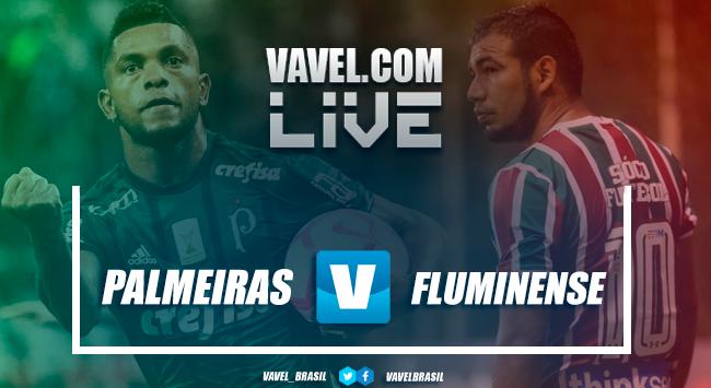 Resultado e gols para Palmeiras 3x0 Fluminense