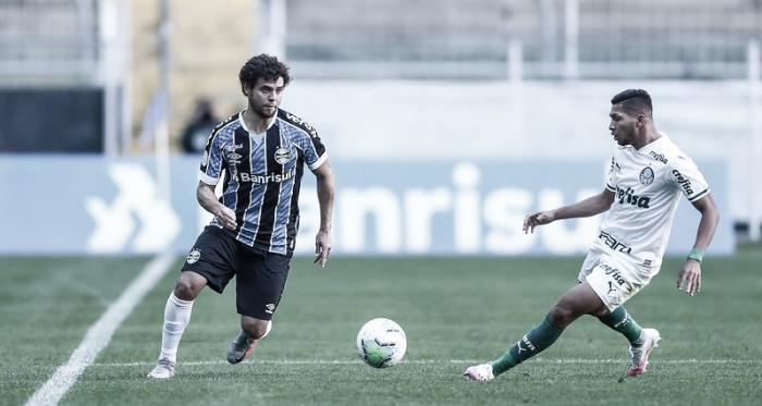Palmeiras x Grêmio AO VIVO: onde assistir jogo em tempo real pelo Campeonato Brasileiro