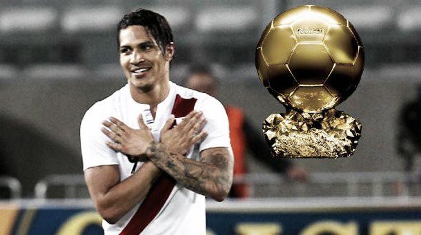Guerrero se convierte en el primer peruano en estar en la primera nómina del Balón de Oro (FOTO: cronicaviva.com.pe)