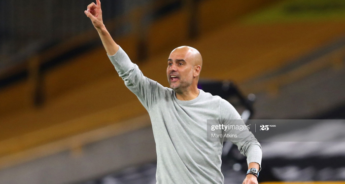Five key quotes from Pep Guardiola's post-Wolves press conference