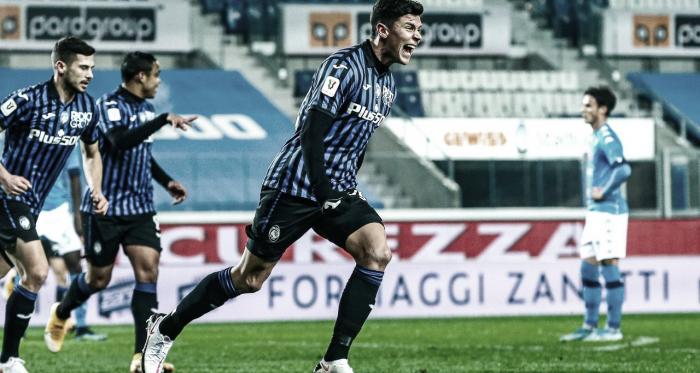 Com show de Zapata e Pessina, Atalanta vence Napoli e vai à final da Coppa Italia