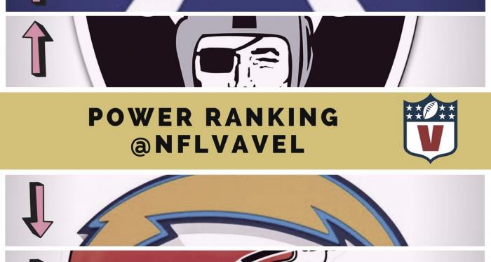 Power Ranking: Semana 5