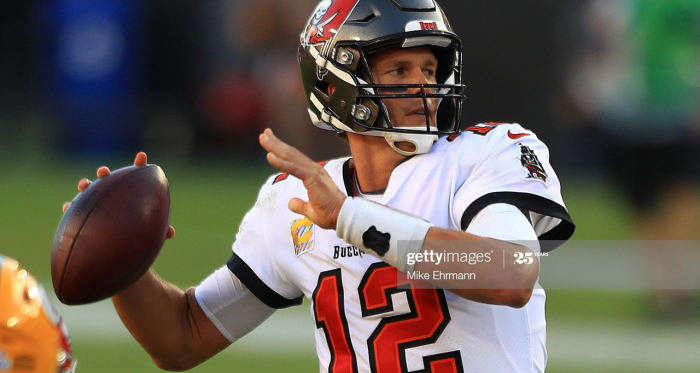 Green Bay Packers 10 - 38 Tampa Bay Buccaneers: A rude awakening for the Packers as they fall to Brady's Bucs