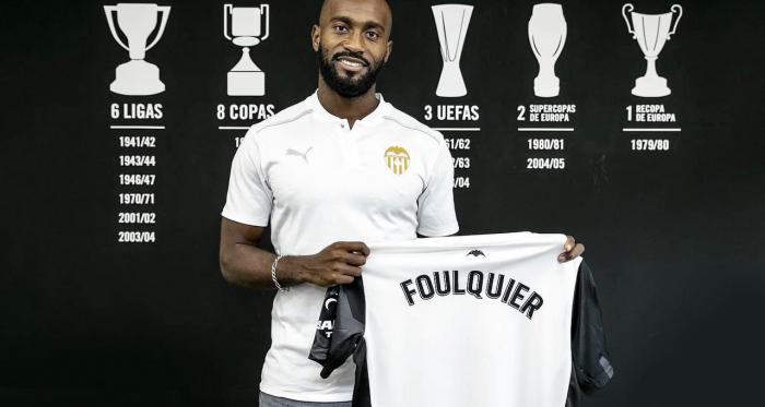 Dimitri Foulquier, nuevo jugador del Valencia CF