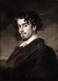 Retrato de Gustavo Adolfo Bécquer, pintado por su hermano. Fuente: Wikicomons