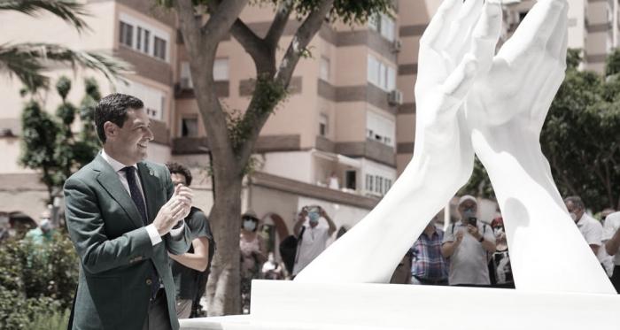 Andalucía estudia el uso obligatorio de las mascarillas