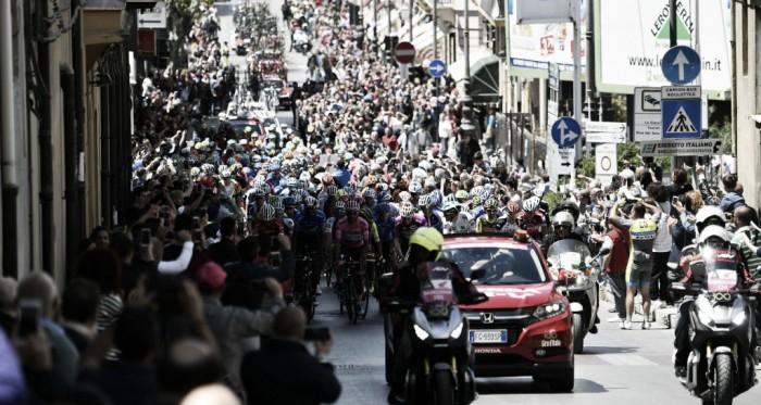 Previa Giro de Italia 2017: 5ª etapa, Pedara - Messina