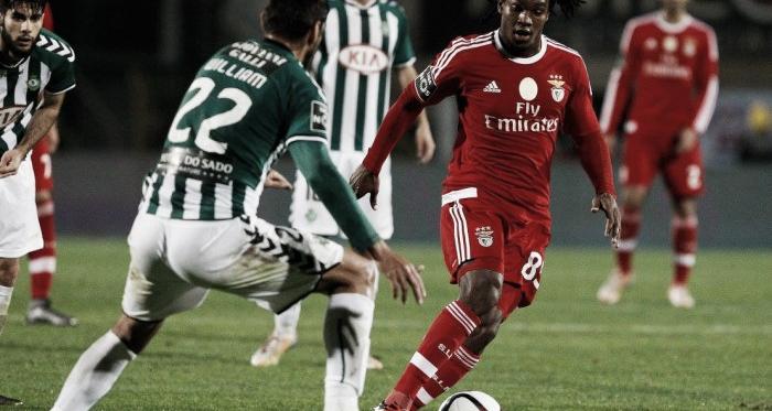 Benfica e Setúbal entram em campo esta noite para disputar os 3 pontos // Foto: Facebook do SL Benfica