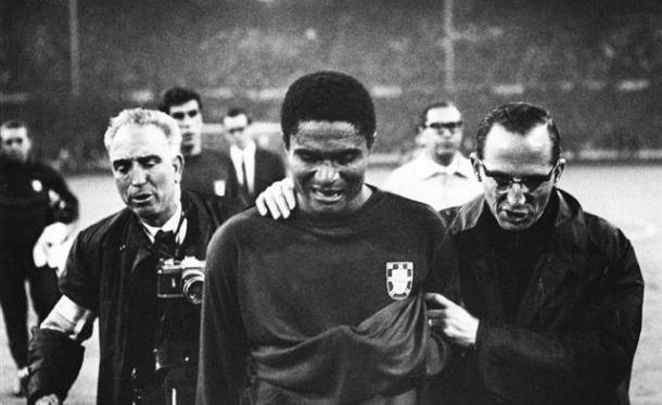 Eusébio: o maior goleador da competição