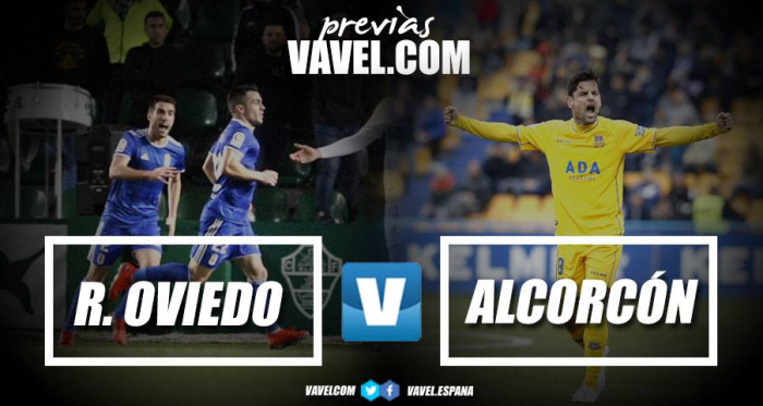 Previa Oviedo - Alcorcón | Fotomontaje: VAVEL